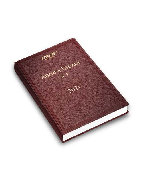 agenda legale arduini - N. 1